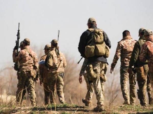 Các tay súng người Kurd