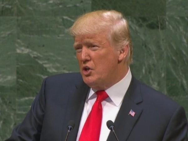Tổng thống Trump: Mỹ và đồng minh cần phải đánh bại IS ở Syria ảnh 1
