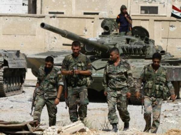 Syria: IS tấn công bất ngờ, SAA đáp trả quyết liệt ảnh 1