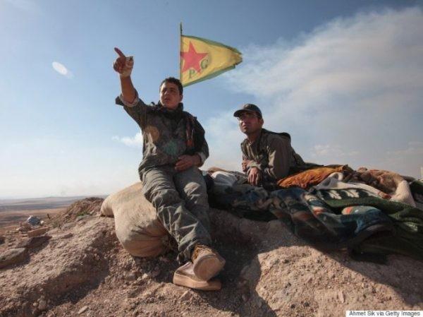 YPG tấn công phiến quân được Thổ Nhĩ Kỳ hậu thuẫn ở Afrin, 4 người thiệt mạng ảnh 1