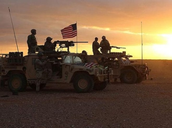 Quân đội Mỹ ở Syria