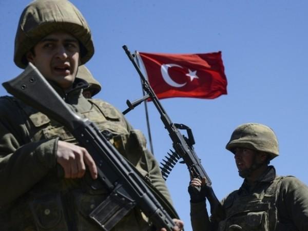 Binh sĩ Thổ Nhĩ Kỳ