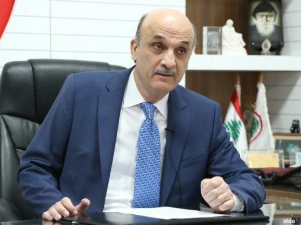 Ông Samir Geagea, Chủ tịch Đảng Các lực lượng Lebanon