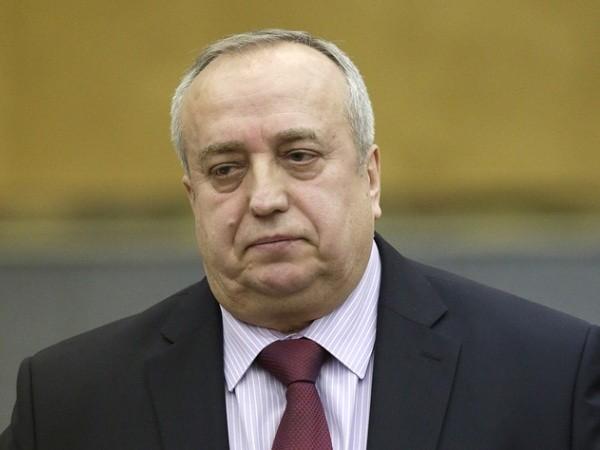 Ông Frant Klintsevich, thành viên Hội đồng Liên bang Nga