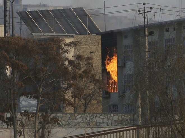 Phiến quân tấn công văn phòng chính phủ ở Kabul, ngày 24-12-2018