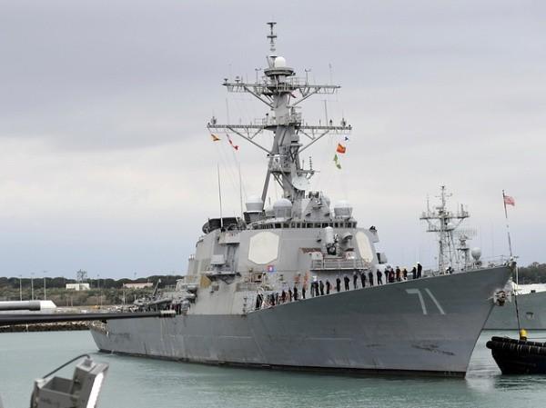 Tàu khu trục tên lửa dẫn đường lớp Arleigh Burke