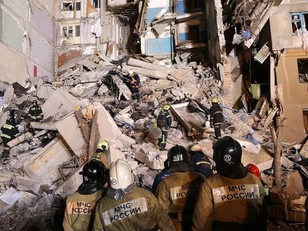 Số nạn nhân thiệt mạng trong vụ sập tòa nhà Magnitogorsk ở Nga tăng lên 36 người ảnh 1