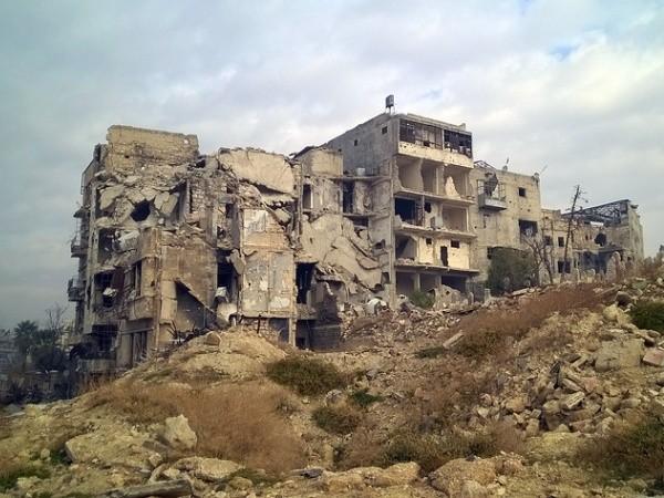 11 người thiệt mạng trong cuộc không kích của liên quân ở Syria ảnh 1