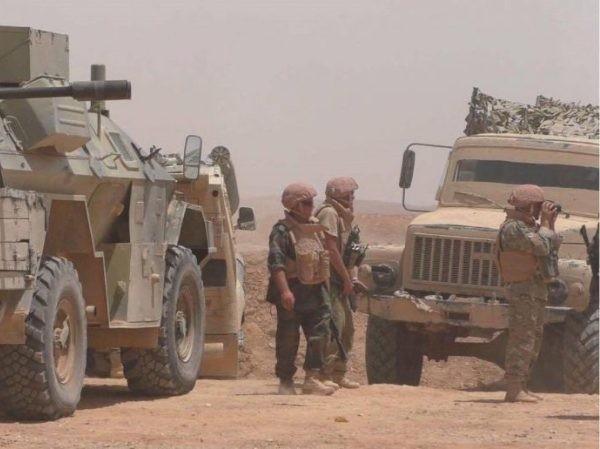 Lực lượng quân cảnh Nga được nhìn thấy bắt đầu tuần tra ở khu vực Manbij của Syria, ngày 7-1-2019