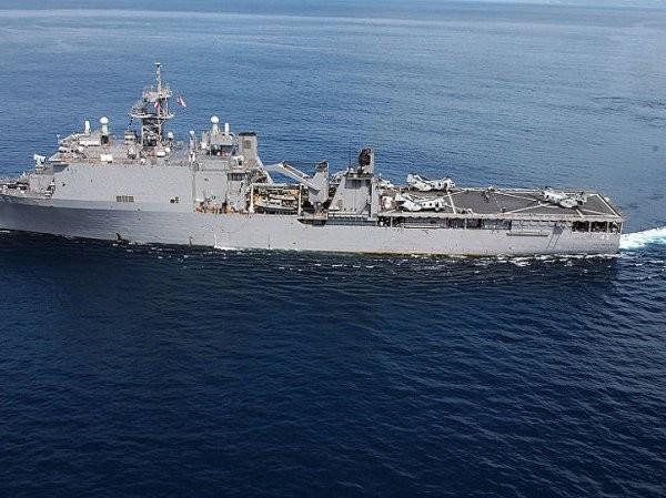 """Tàu Pytlivy Nga đang """"bám sát"""" mọi hành động của tàu chiến Mỹ trên Biển Đen ảnh 1"""