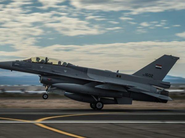 F-16 Hà Lan kết thúc nhiệm vụ ở Trung Đông ảnh 1