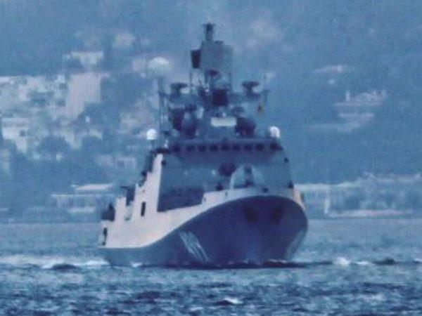 Nga bắt đầu các cuộc tập trận quân sự ở vùng biển Syria ảnh 1
