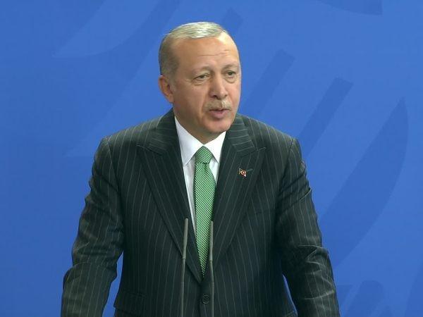 """Đức kêu gọi Thổ Nhĩ Kỳ """"hết sức kiềm chế"""" ở Syria ảnh 1"""