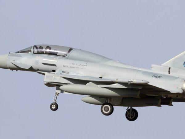Không lực Anh dội bom uy lực đáp trả vụ IS sát hại 5 binh sĩ ở đông Syria ảnh 1