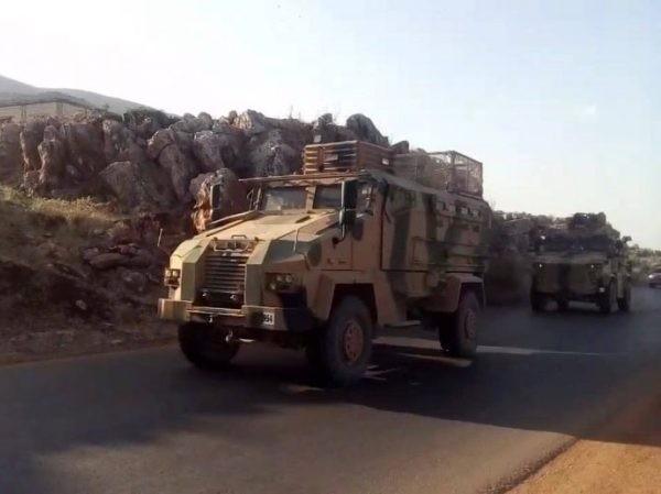 Gần 80.000 binh sĩ Thổ Nhĩ Kỳ sẵn sàng cho hoạt động quân sự xuyên biên giới lớn nhất ảnh 1