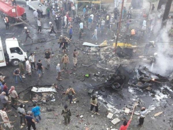 Idlib rung chuyển bởi vụ nổ bom lần thứ hai trong 24 giờ qua, 15 người thiệt mạng ảnh 1