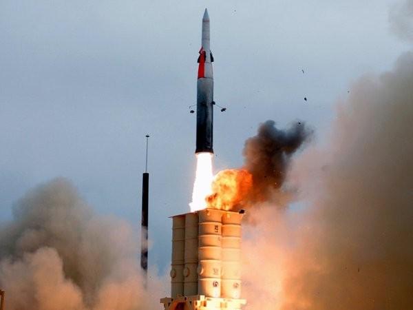 Nga phát hiện vụ thử tên lửa của Israel ở đông Địa Trung Hải ảnh 1