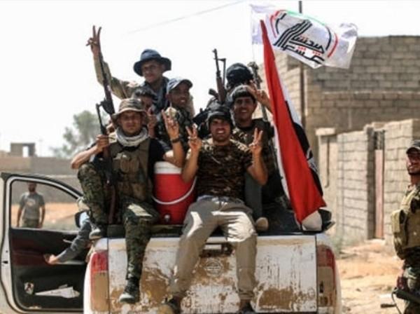 Hashd Al-Shaabi chờ thời cơ, sẵn sàng tiêu diệt khủng bố IS tại Syria ảnh 1