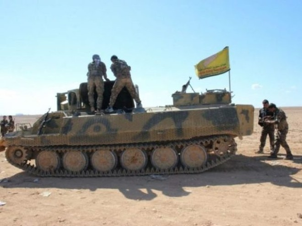 IS tuyệt vọng trước cuộc tấn công của SDF ở phía đông Euphrates ảnh 1