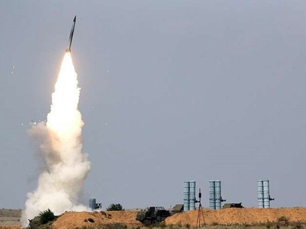 Hệ thống tên lửa S-500 của Nga
