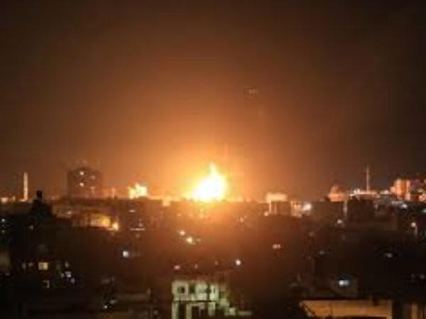 Lực lượng Israel thường xuyên tấn công vào lãnh thổ Syria