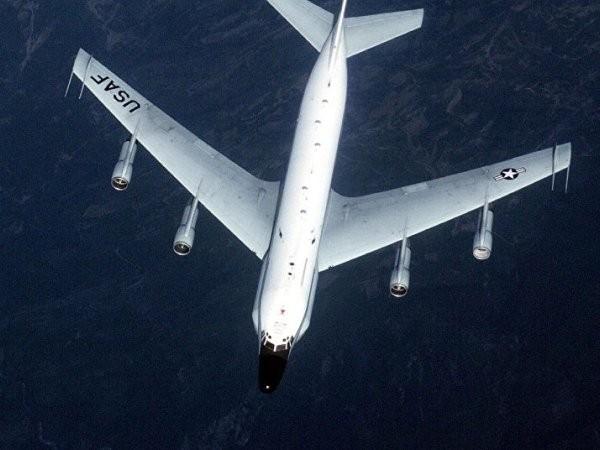 Máy bay trinh sát RC-135 của không quân Mỹ