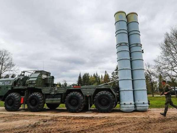 Hệ thống tên lửa S-400