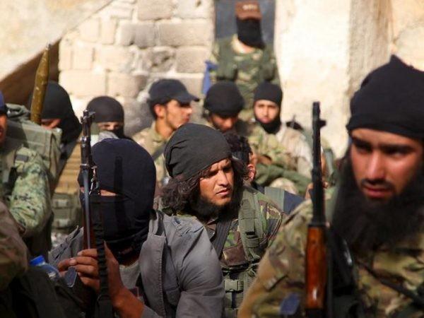 Các tay súng HTS