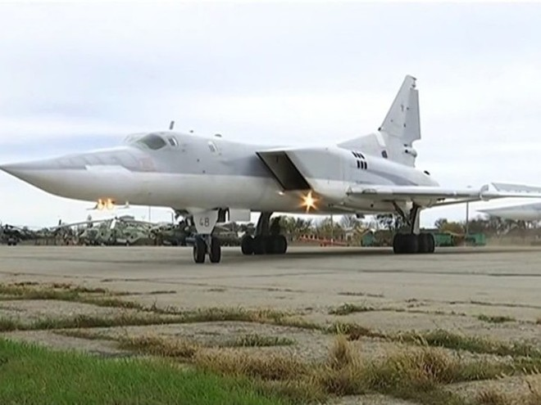 Máy bay ném bom tầm xa Tupolev Tu-22M3 của Nga