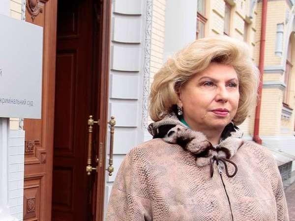 Đặc phái viên nhân quyền của Liên bang Nga, bà Tatyana Moskalkova