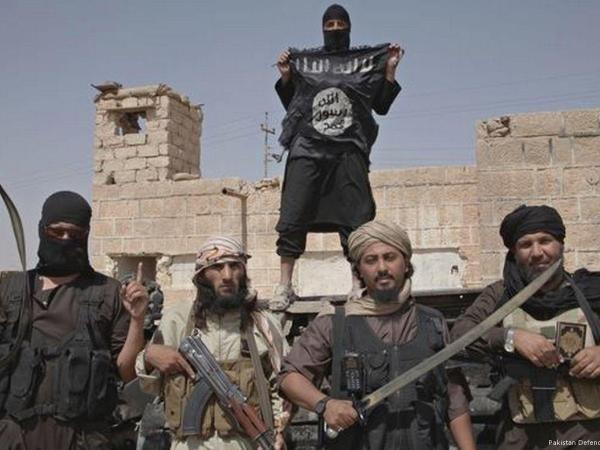 Phiến quân IS người nước ngoài hoạt động ở Syria