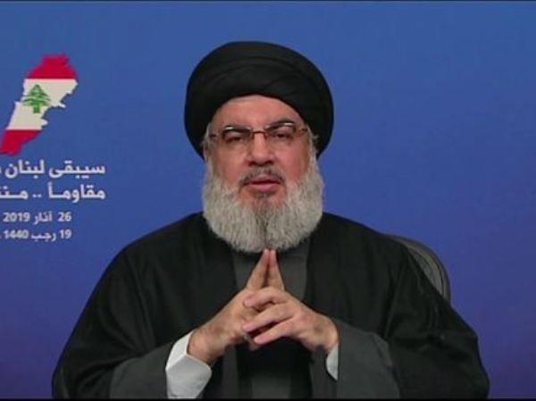 Tổng thư ký Phong trào Hezbollah, ông Hassan Nasrallah