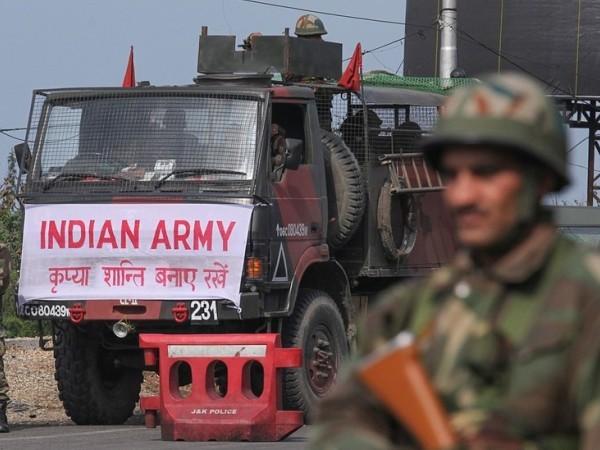 Lực lượng quân đội Ấn Độ