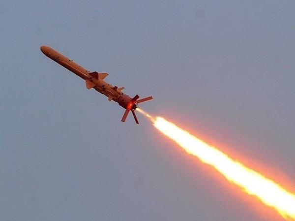 """Một vụ phóng thử thành công loại tên lửa hành trình mới có tên """"Neptun"""" của Ukraine"""