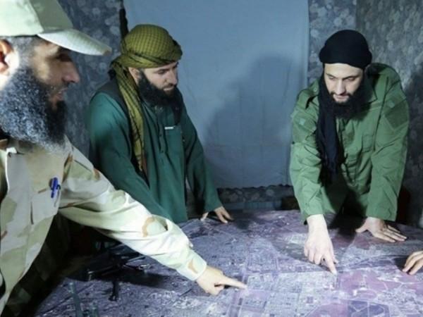 HTS nhóm họp các nhóm khủng bố đồng minh