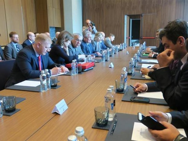 Các quan chức Nga, Iran và Thổ Nhĩ Kỳ nhóm họp tại Kazakhstan, ngày 25-4-2019