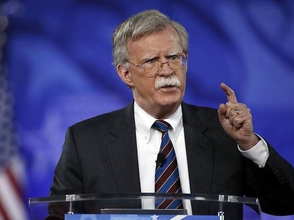 Cố vấn an ninh quốc gia Mỹ, ông John Bolton