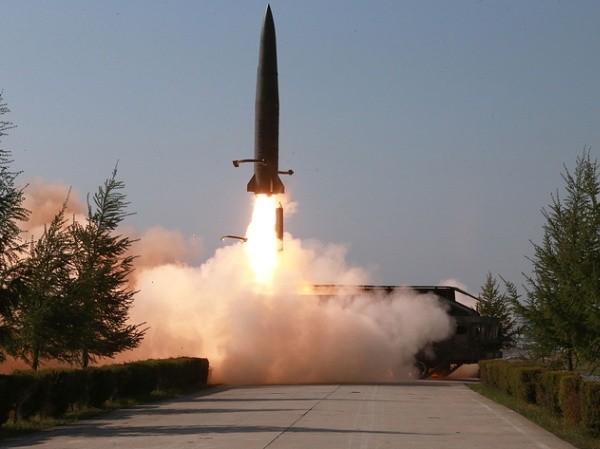 Triều Tiên bắn tên lửa, ngày 4-5-2019