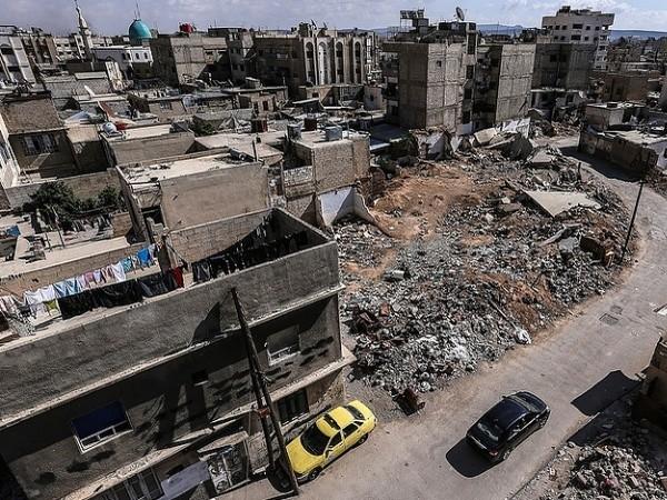 Tỉnh Idlib ở Syria