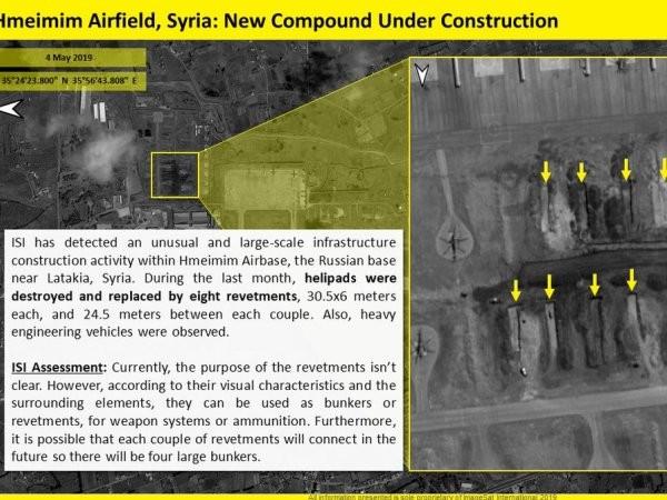 Nga đang mở rộng căn cứ quân sự ở Syria? ảnh 1