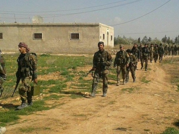 """""""Hổ Syria"""" đập tan cuộc tấn công của phiến quân ở tây bắc Hama ảnh 1"""