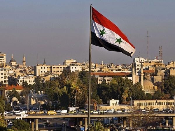 Thành phố Latakia ở Syria