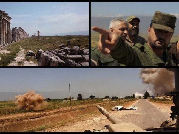 SAA chuẩn bị phát động giai đoạn 2 của cuộc tấn công ở tây bắc Syria