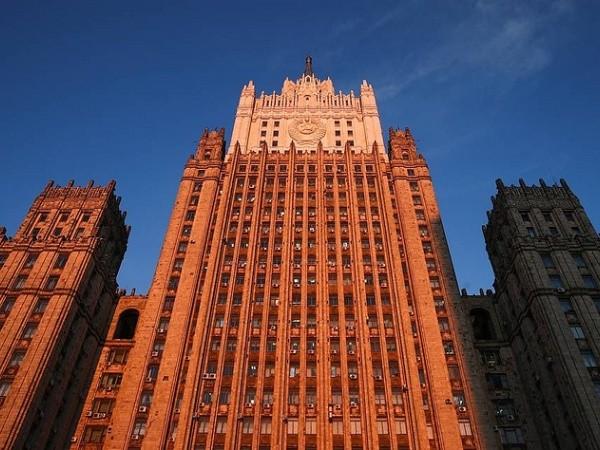 Bộ Ngoại giao Nga ở Moscow
