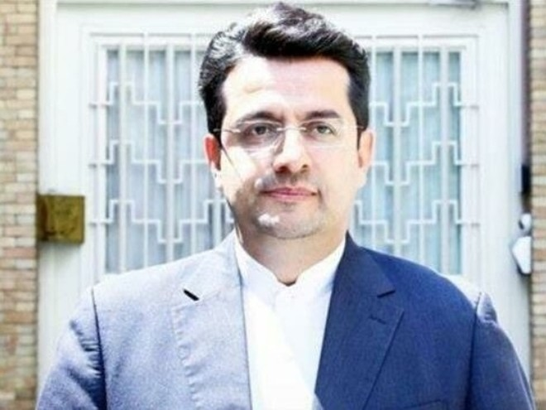 Phát ngôn viên Bộ Ngoại giao Iran, ông Seyyed Abbas Mousavi