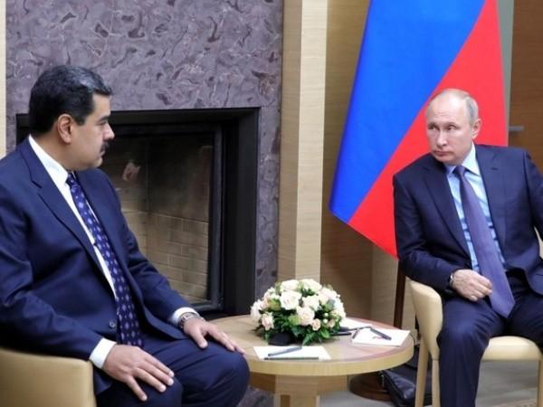 Nga bác bỏ thông tin rút hàng loạt chuyên gia quân sự ở Venezuela về nước ảnh 1