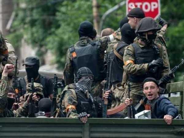 Lực lượng dân quân Lugansk