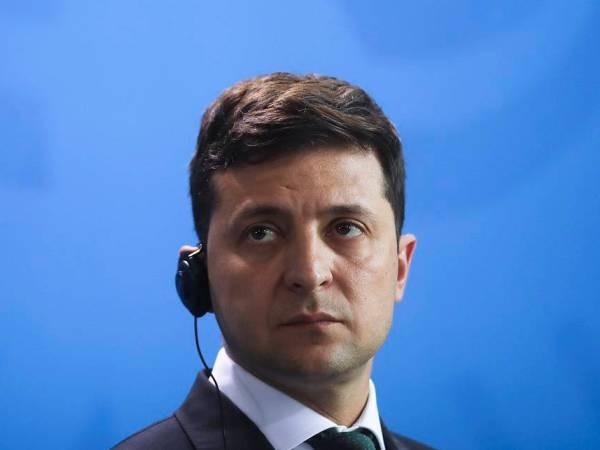 Tổng thống Ukraine Vladimir Zelensky