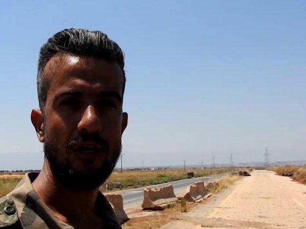 SAA mở lại con đường chính nối Mhardeh và Sqaylabiyeh ở Hama