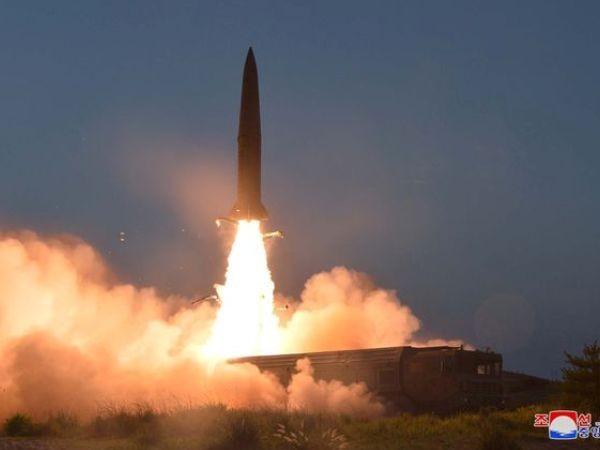 Triều Tiên phóng tên lửa hôm 25-7-2019